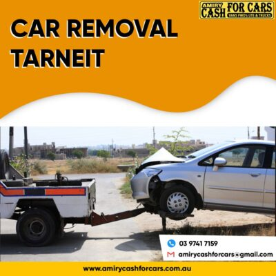 Why You Need The Efficient Car Removal Agency In Tarneit?
