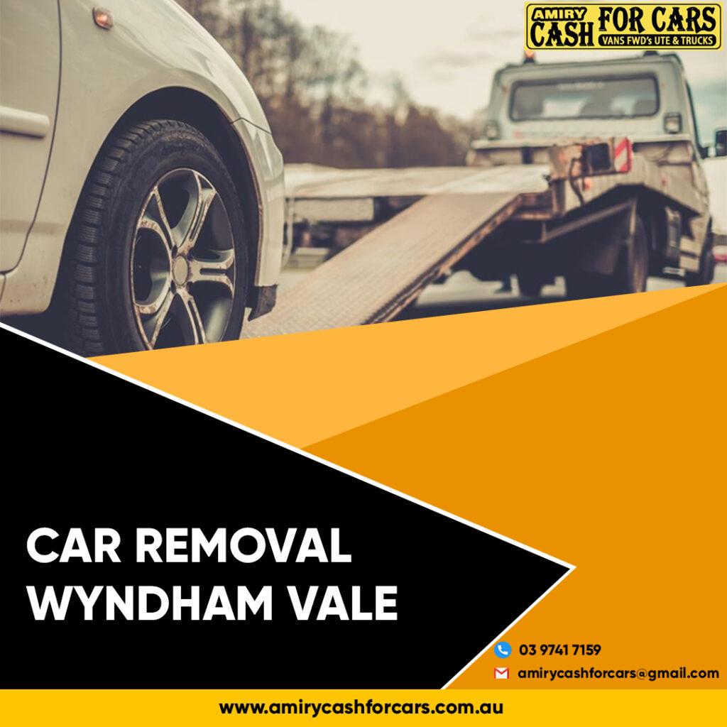 Car Removal Wyndham Vale