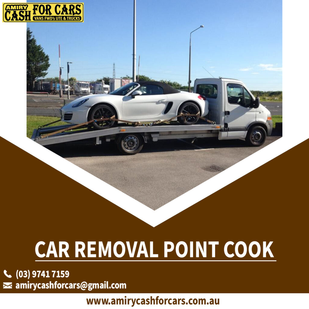 Car Removal Point Cook