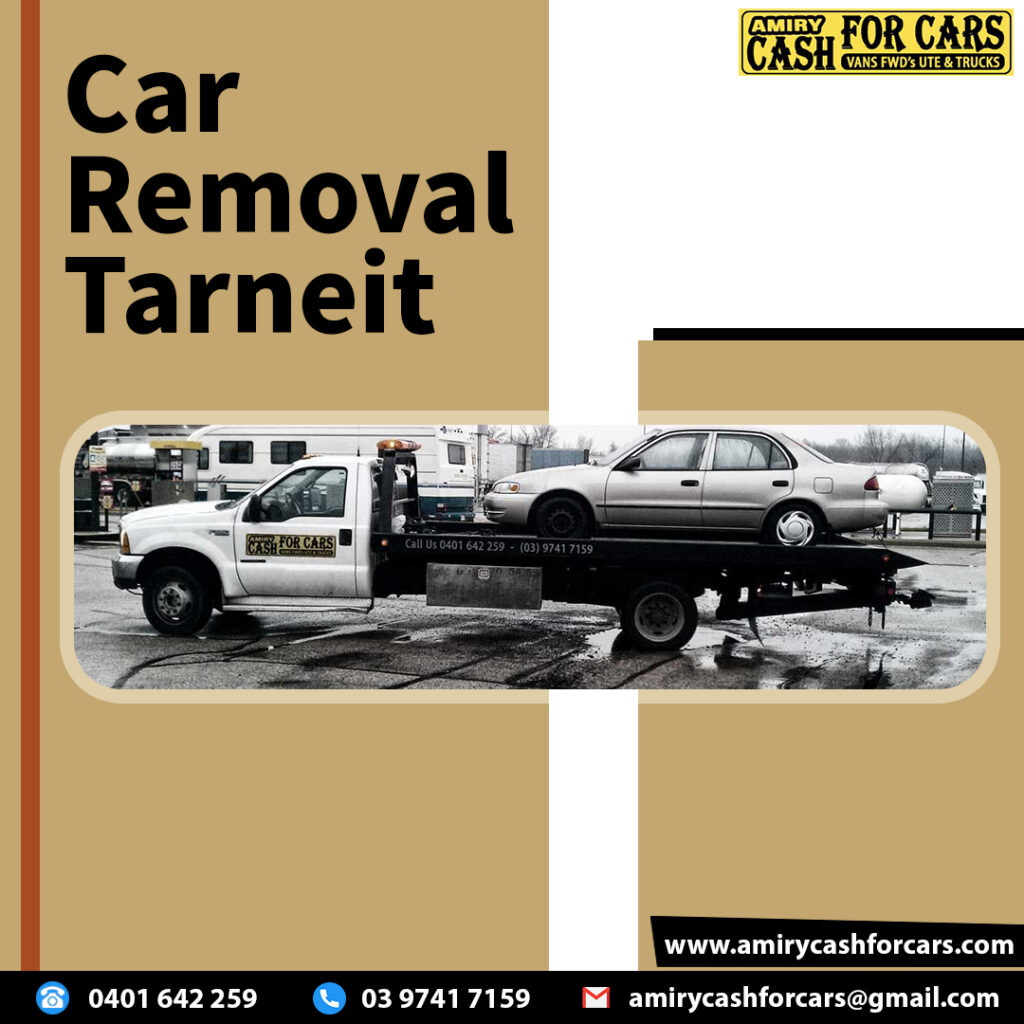 car-removal-Tarneit-services