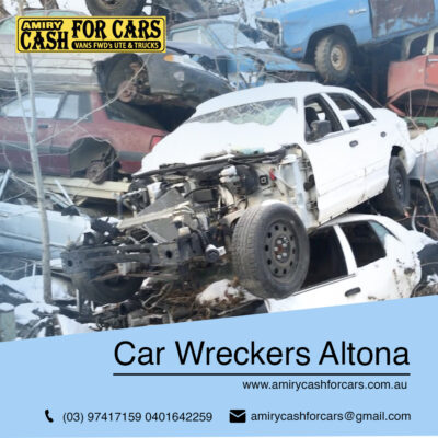 How to Find the Best Car Wreckers in Altona and Cash for Car